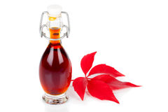 Bottle of drink Stock Images