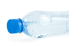 Bottle with drinking water Stock Image