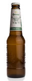 Bottle of Dutch Ongefilterd Pilsener beer Stock Photography