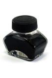 bottle färgpulver Fotografering för Bildbyråer