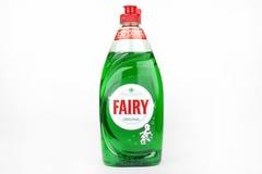 Bottle of Fairy Liquid Royalty Free Stock Image