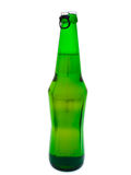 Bottle of fresh beer Stock Image