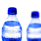 Bottle of Fresh Cold Water Royalty Free Stock Photography