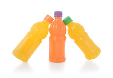 Bottle of fresh fruit Royalty Free Stock Photo