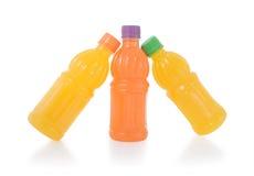 Bottle of fresh fruit Royalty Free Stock Photo