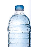 Bottle full of water Royalty Free Stock Photo