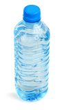 Bottle full of water Royalty Free Stock Images