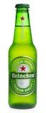 Bottle of Heineken Pilsener beer Royalty Free Stock Photography