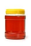 Bottle of Honey Stock Images