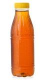 Bottle of ice tea Royalty Free Stock Image