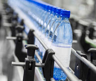 Bottle industry royalty free stock images