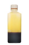 Bottle iodine isolated Royalty Free Stock Image