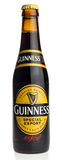 Bottle of Irish Guinness beer Royalty Free Stock Photography