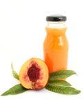 Bottle juice Stock Image