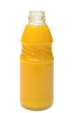 Bottle of juice Royalty Free Stock Photo