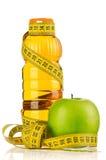 Bottle of juice Royalty Free Stock Photo