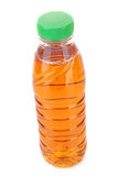 Bottle with juice isolated Stock Image