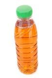 Bottle with juice isolated Stock Image