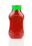Bottle of Ketchup Royalty Free Stock Image