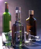 Bottle, Liqueur, Glass Bottle, Distilled Beverage royalty free stock photos