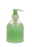 Bottle of liquid soap Stock Photo