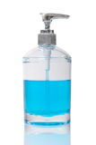 Bottle with liquid soap Stock Photography