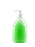 Bottle of liquid soap Stock Images
