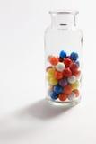 Bottle of Lollies Stock Photo