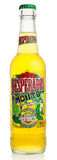 Bottle of Mexican Desperados Mojito beer Royalty Free Stock Images