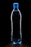 Bottle of mineral water Royalty Free Stock Photography