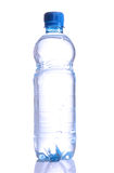 Bottle with mineral water Royalty Free Stock Photography