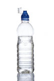 Bottle of mineral water Stock Images
