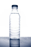 Bottle of mineral water with d Royalty Free Stock Image