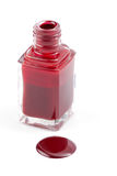 Bottle Of Nail Polish Stock Image