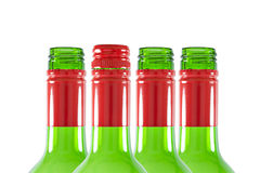 Bottle necks Royalty Free Stock Photo
