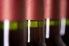Bottle necks Stock Image