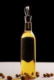 Bottle Of Oil Royalty Free Stock Image