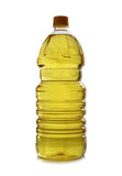 Bottle of oil Royalty Free Stock Photography