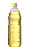 Bottle of oil Stock Image