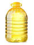 Bottle oil Stock Image