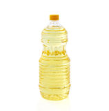 Bottle oil plastic big Royalty Free Stock Photo