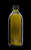 Bottle of olive oil. Royalty Free Stock Image