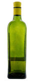 Bottle with olive oil Stock Images
