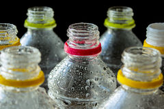 Bottle open Royalty Free Stock Image