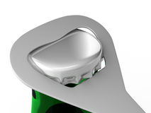 Bottle opener Royalty Free Stock Image