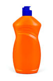 Bottle of orange Royalty Free Stock Image