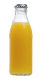 Bottle of orange juice Royalty Free Stock Image