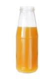 Bottle of Orange Juice Stock Images