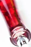 Bottle of parfum Stock Photography