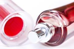 Bottle of parfum Stock Photo